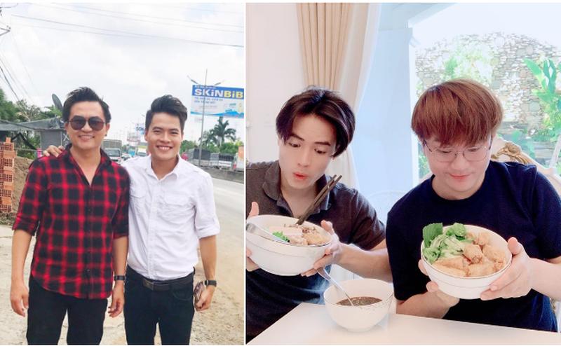 """Việt Hương bất ngờ """"đá xéo"""" người tình tin đồn kém 17 tuổi của MC giàu nhất VN - 5"""