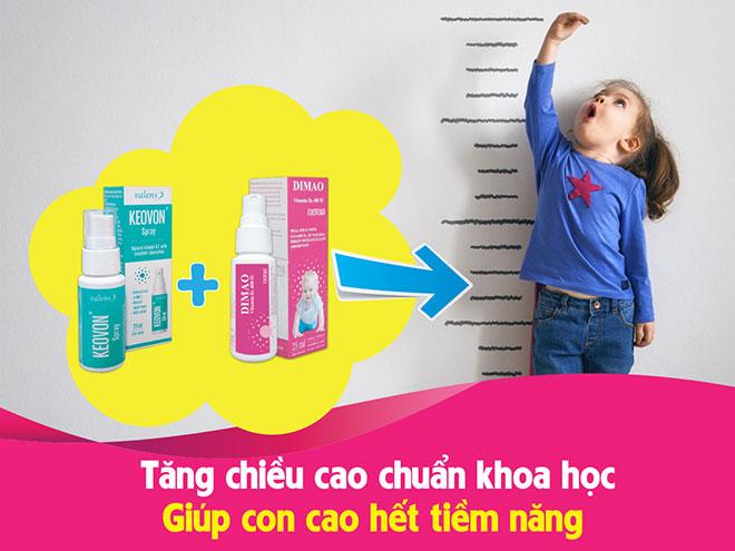 """Dinh dưỡng cho xương - chiến lược giúp trẻ """"cao hết tiềm năng"""" - 4"""