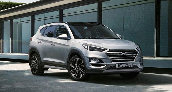 Hyundai Long Biên: Ưu đãi lớn khi mua Hyundai Tucson 2019 - 3