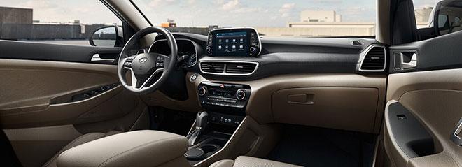 Hyundai Long Biên: Ưu đãi lớn khi mua Hyundai Tucson 2019 - 5
