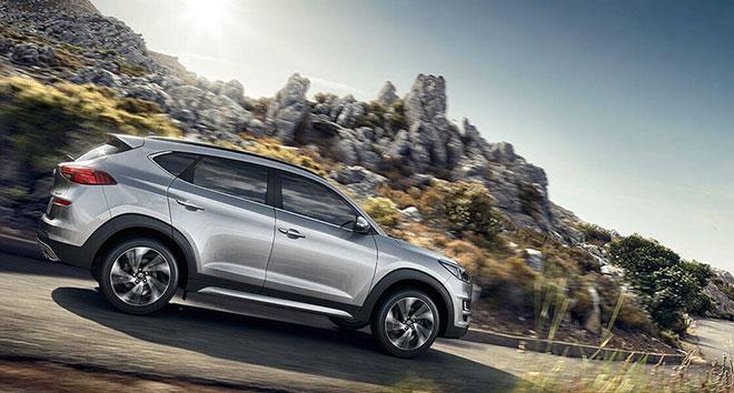 Hyundai Long Biên: Ưu đãi lớn khi mua Hyundai Tucson 2019 - 4
