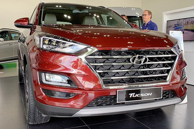 Hyundai Tucson giá tốt nhất tại Hyundai Ninh Bình - 1