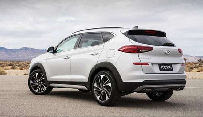 Hyundai Tucson giá tốt nhất tại Hyundai Ninh Bình - 2