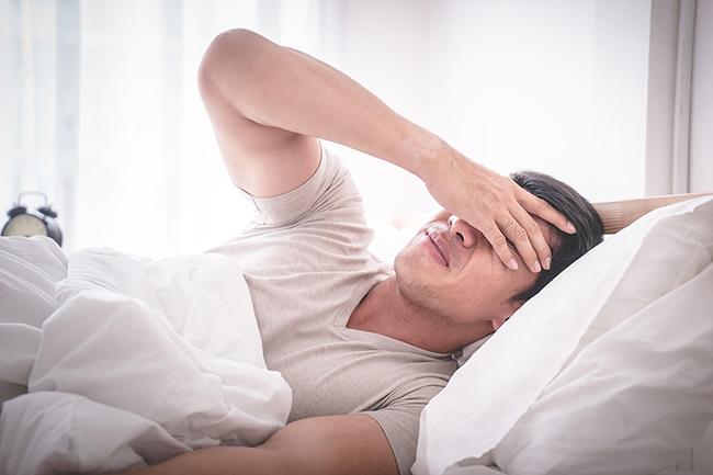 Đàn ông có tuổi thọ ngắn thường xuất hiện 4 dấu hiệu này trong khi ngủ - 4