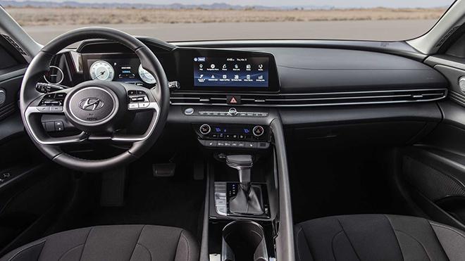 Chi tiết các trang bị mới trên Hyundai Elantra 2021 vừa ra mắt - 3