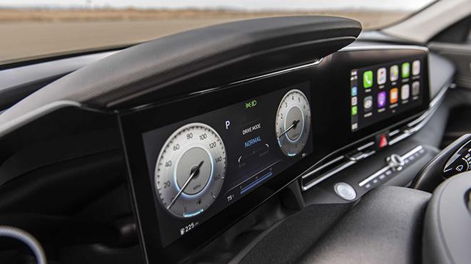 Chi tiết các trang bị mới trên Hyundai Elantra 2021 vừa ra mắt - 4