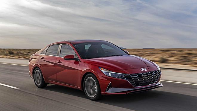 Chi tiết các trang bị mới trên Hyundai Elantra 2021 vừa ra mắt - 7