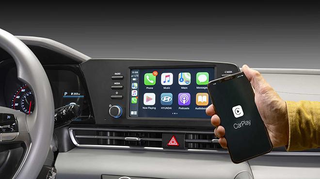 Chi tiết các trang bị mới trên Hyundai Elantra 2021 vừa ra mắt - 6