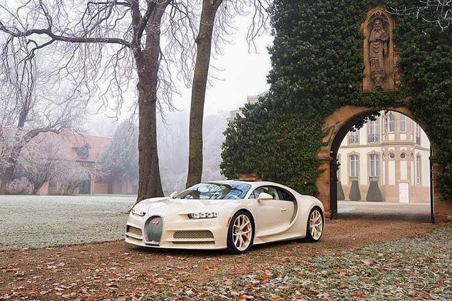 Siêu phẩm Bugatti Chiron Hermet Edition, tác phẩm có một không hai - 1