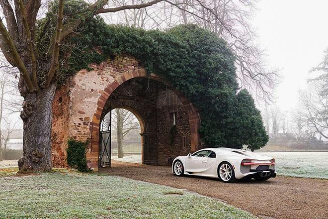 Siêu phẩm Bugatti Chiron Hermet Edition, tác phẩm có một không hai - 2
