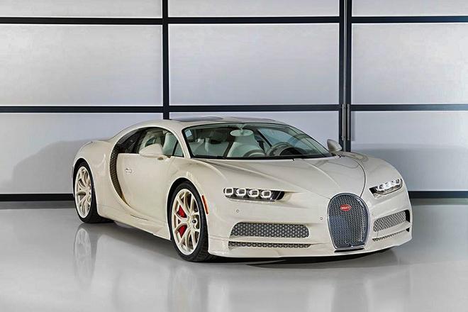 Siêu phẩm Bugatti Chiron Hermet Edition, tác phẩm có một không hai - 3