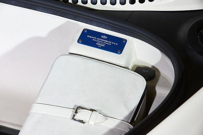 Siêu phẩm Bugatti Chiron Hermet Edition, tác phẩm có một không hai - 7