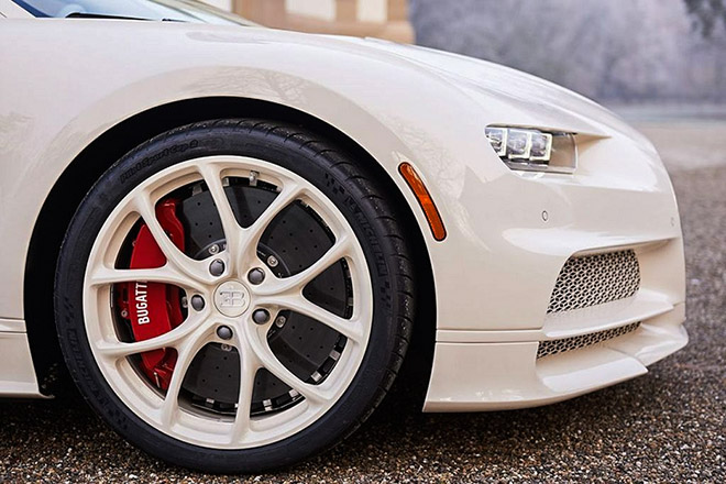 Siêu phẩm Bugatti Chiron Hermet Edition, tác phẩm có một không hai - 10