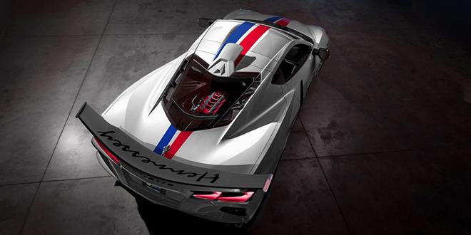 """Siêu xe """"bình dân"""" Corvette C8 lột xác với gói độ 1.200 mã lực - 4"""