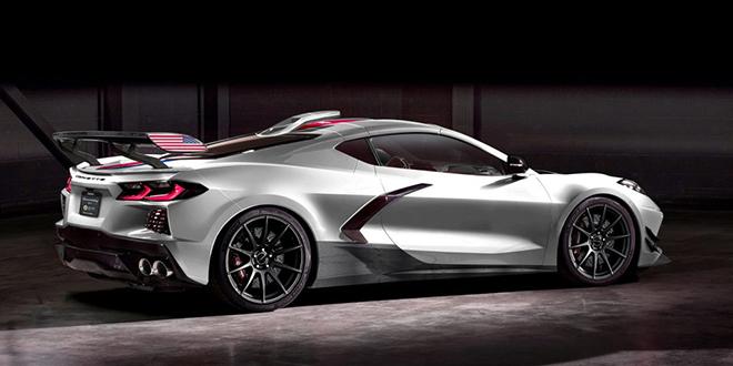"""Siêu xe """"bình dân"""" Corvette C8 lột xác với gói độ 1.200 mã lực - 3"""