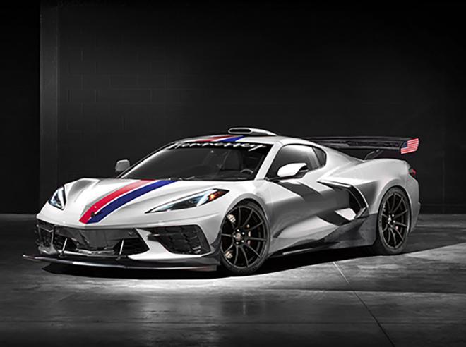 """Siêu xe """"bình dân"""" Corvette C8 lột xác với gói độ 1.200 mã lực - 1"""
