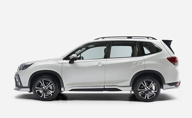 Bộ phụ kiện GT-Edition cho Subaru Forester giá 78 triệu đồng sắp về Việt Nam - 3