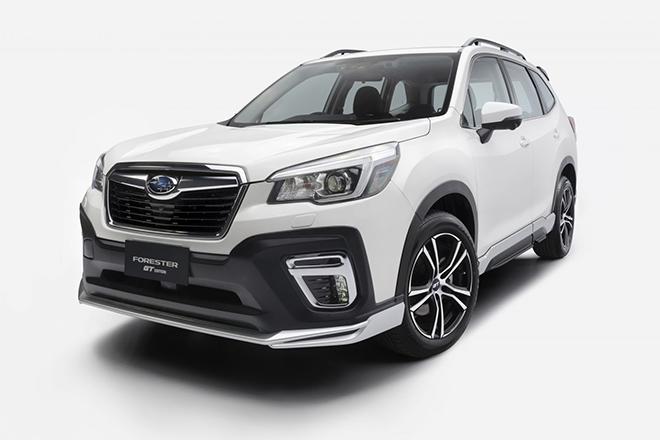 Bộ phụ kiện GT-Edition cho Subaru Forester giá 78 triệu đồng sắp về Việt Nam - 4