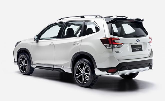 Bộ phụ kiện GT-Edition cho Subaru Forester giá 78 triệu đồng sắp về Việt Nam - 2