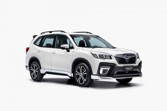 Bộ phụ kiện GT-Edition cho Subaru Forester giá 78 triệu đồng sắp về Việt Nam - 1