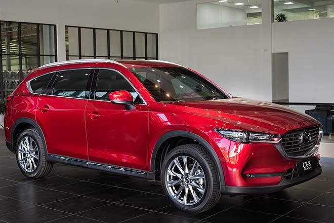 Mazda giảm giá bằng tiền mặt nhiều mẫu xe tại thị trường Việt - 1