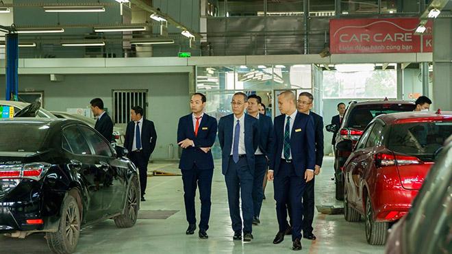 Toyota Việt Nam bổ nhiệm tân Tổng giám đốc mới trong năm 2020 - 3