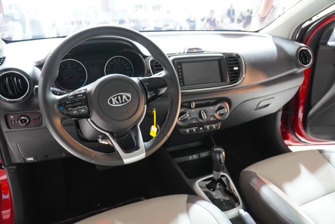 KIA Soluto thêm phiên bản cao cấp giá 499 triệu, cạnh tranh Mitsubishi Attrage - 6