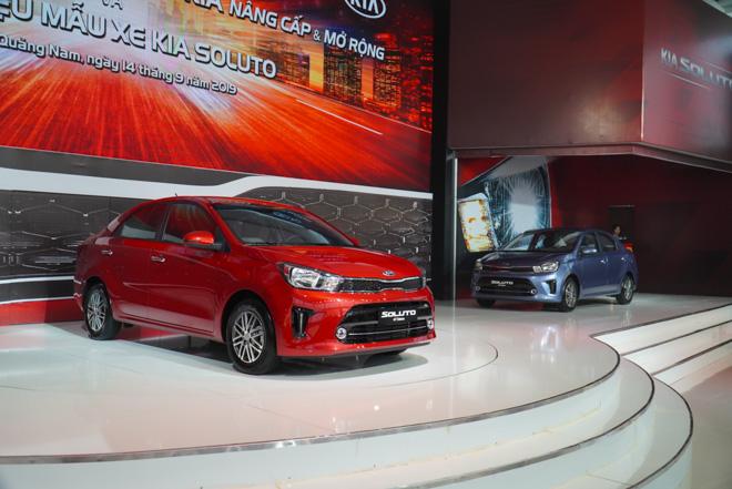KIA Soluto thêm phiên bản cao cấp giá 499 triệu, cạnh tranh Mitsubishi Attrage - 3