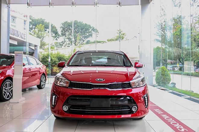 KIA Soluto thêm phiên bản cao cấp giá 499 triệu, cạnh tranh Mitsubishi Attrage - 8