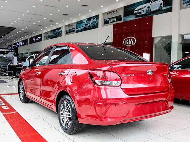 KIA Soluto thêm phiên bản cao cấp giá 499 triệu, cạnh tranh Mitsubishi Attrage - 9