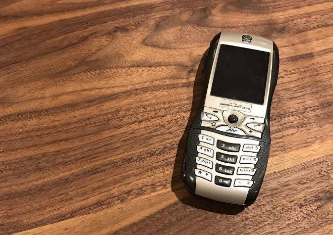 Những chiếc điện thoại xấu nhất từng được tạo ra - 10