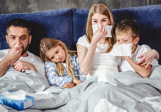 Những điều cần làm ngay để tăng đề kháng, phòng bệnh trong mùa dịch - 1