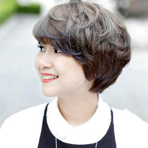 Những kiểu tóc tém đẹp nhất cho nữ dẫn đầu xu hướng năm 2020 - 3
