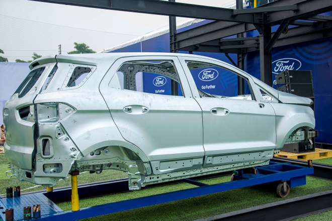 Các doanh nghiệp ô tô xin giảm thuế trước khủng hoảng dịch bệnh Covid-19 - 2