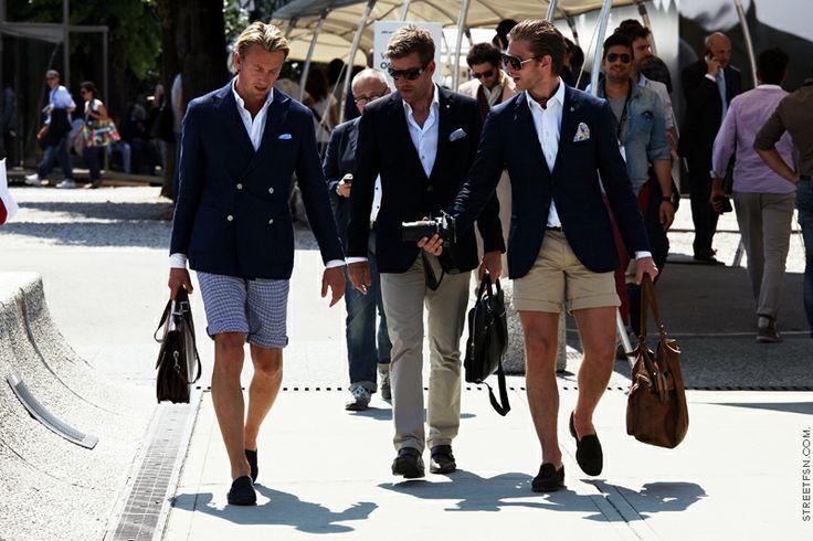 Giải bài toán khó cho nhiều quý ông: Mặc short sao cho đẹp - 8