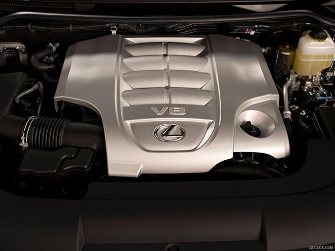 Lexus LX 2022 được phát triển hệ thống tăng áp kép bổ sung trên động cơ V6 và V8 - 2