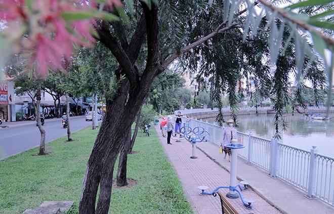Lặng ngắm một Sài Gòn rất khác, không ồn ã trong sáng đầu năm mới - hình ảnh 15
