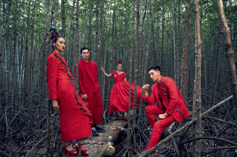 NTK Vũ Ngọc&Son tiết lộ lý do chọn khu dự trữ sinh quyển thế giới chụp thời trang - hình ảnh 3