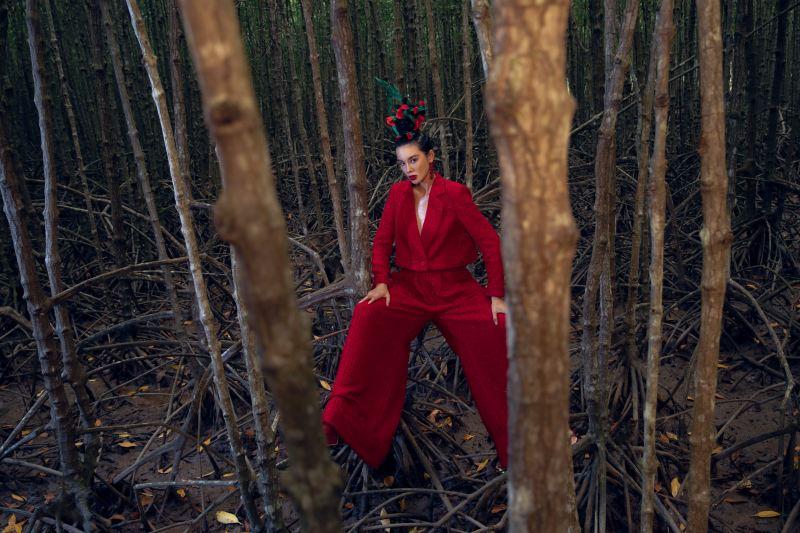 NTK Vũ Ngọc&Son tiết lộ lý do chọn khu dự trữ sinh quyển thế giới chụp thời trang - hình ảnh 5
