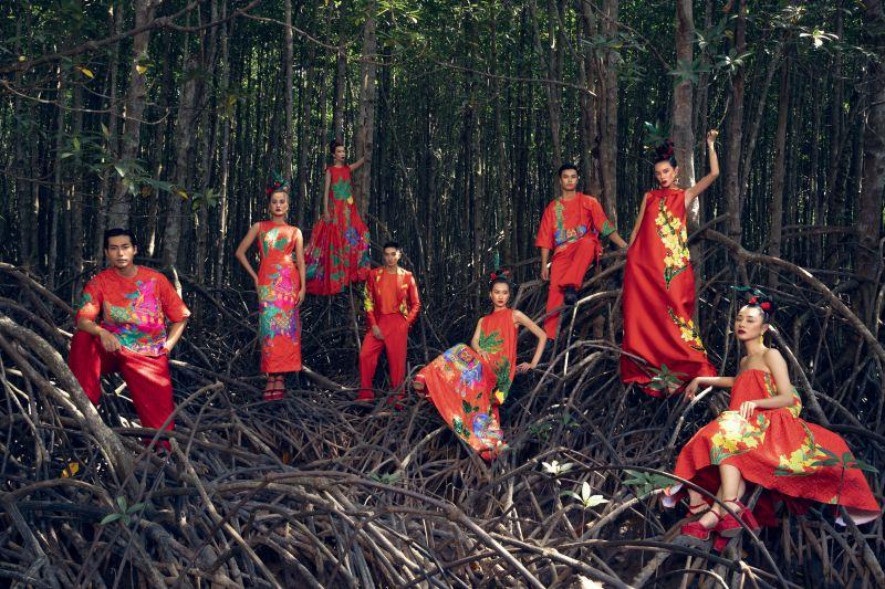NTK Vũ Ngọc&Son tiết lộ lý do chọn khu dự trữ sinh quyển thế giới chụp thời trang - hình ảnh 6