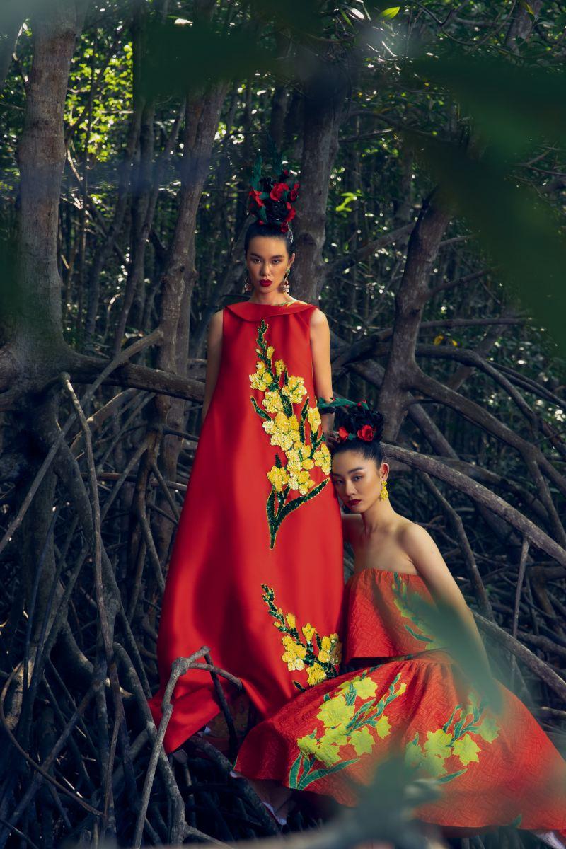 NTK Vũ Ngọc&Son tiết lộ lý do chọn khu dự trữ sinh quyển thế giới chụp thời trang - hình ảnh 7