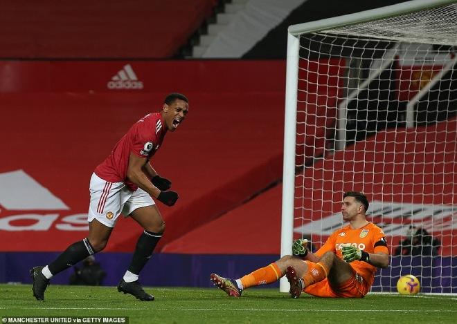 Kịch tính BXH Ngoại hạng Anh: MU hạ Aston Villa, bằng điểm Liverpool đã lên số 1? - 1