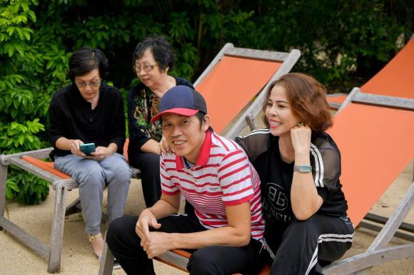 Danh hài Hoài Linh gây chú ý với bức ảnh đầu năm - hình ảnh 4