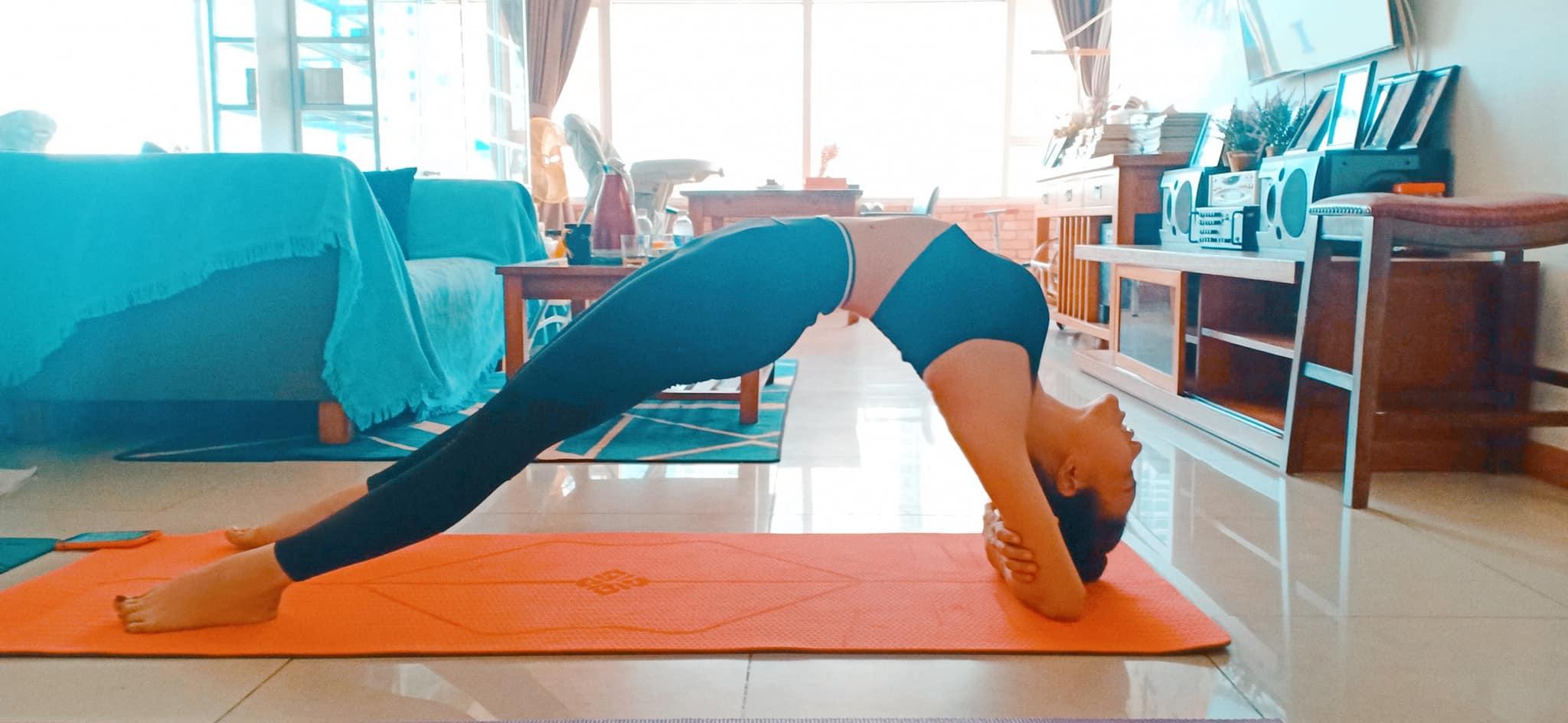 Mẹ đơn thân sở hữu chục nghìn mét đất: Trẻ đẹp nhờ môn Bikram yoga - 3