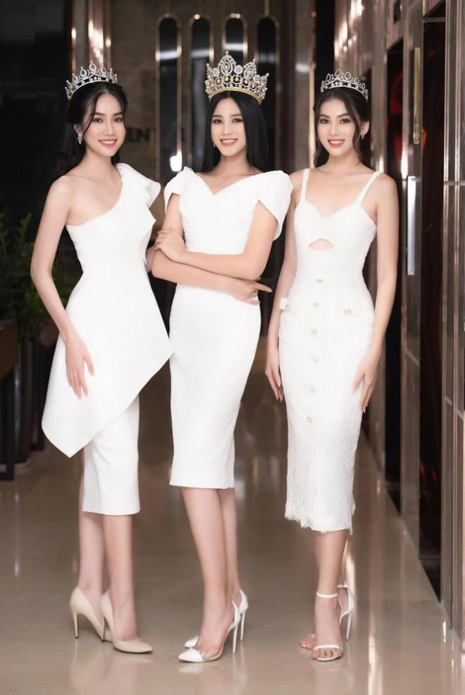 Á hậu Nguyễn Lê Ngọc Thảo: 'Hoa hậu Đỗ Thị Hà năng động và đầy sức sống' - 3