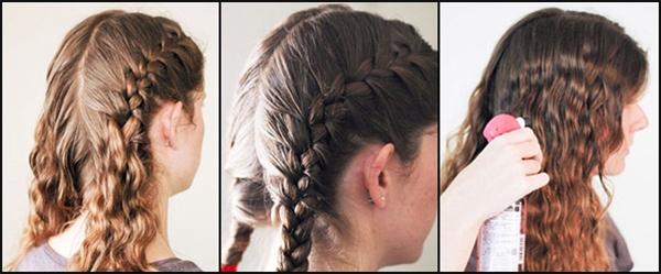 10 Cách làm tóc xoăn tự nhiên không cần máy đơn giản dễ thực hiện tại nhà - hình ảnh 10
