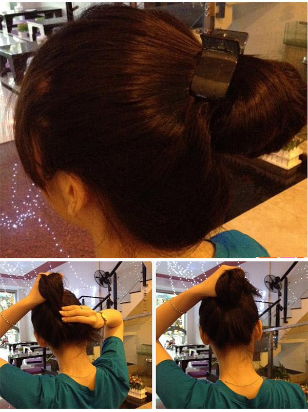 10 Cách làm tóc xoăn tự nhiên không cần máy đơn giản dễ thực hiện tại nhà - 2