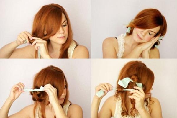 10 Cách làm tóc xoăn tự nhiên không cần máy đơn giản dễ thực hiện tại nhà - hình ảnh 5