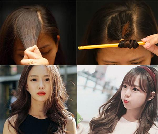 10 Cách làm tóc xoăn tự nhiên không cần máy đơn giản dễ thực hiện tại nhà - hình ảnh 8