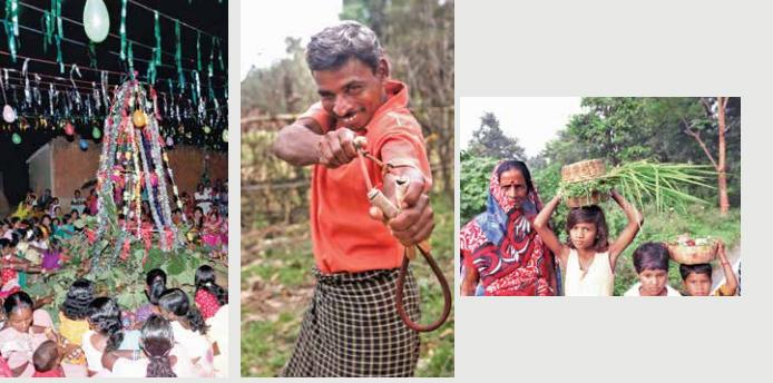 Khám phá điều thú vị ở những bộ lạc cổ xưa nhất Ấn Độ - hình ảnh 6